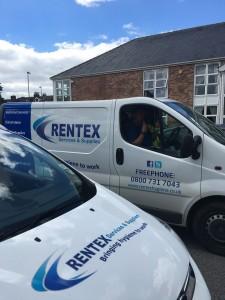 about rentex hygiene services wakefield