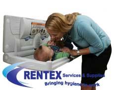 Air freshener refill baby powder