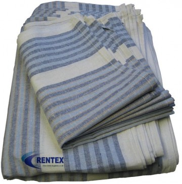 Tea towels blue
