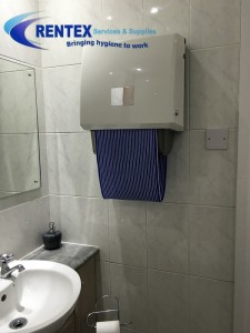 cabinet roller towel services