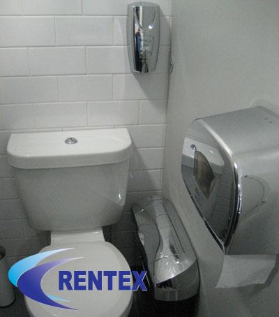 washroom sanitizer services