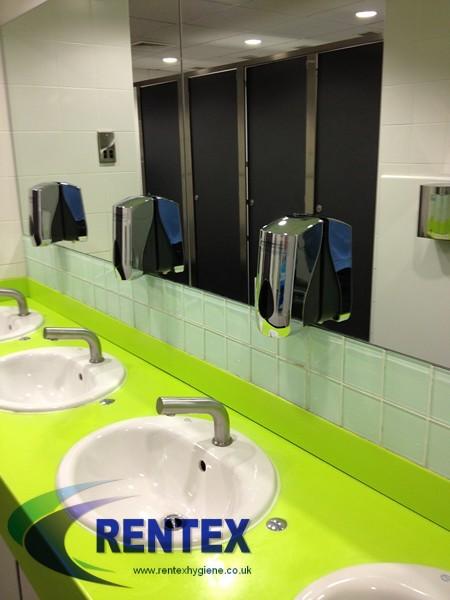 washroom hygiene services barnsley
