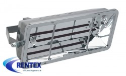 Infra Red Halogen Electric Heater