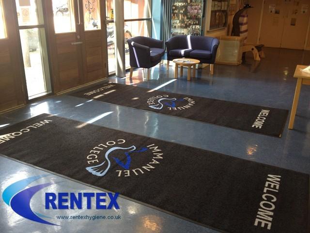 mat rental service bradford