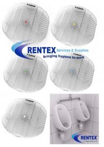 urinal mats