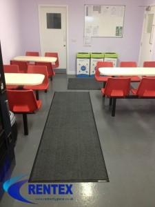 Canteen-mats