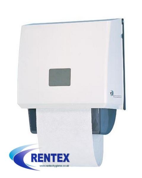 cabinet roller towel machine