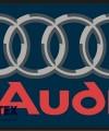 Audi Showroom Logo Mat