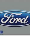 Ford Logo Mat