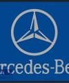 Mercedes Logo Mat