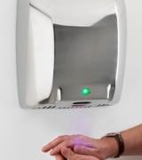 Chrome Heavy Duty Dryer