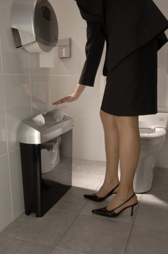 washroom sanitary bin services leeds