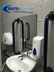 washroom hygiene services York