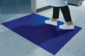 Tacky Mats For Clean Areas