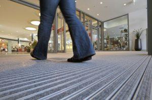 aluminium entrance mats