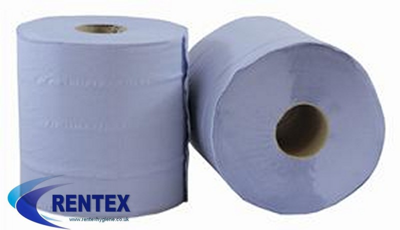 Centre Feed Wiper Roll 2ply
