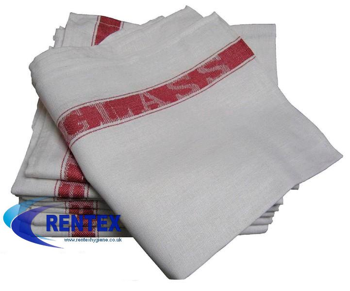 Glass Cleaning Cloths Pack 10