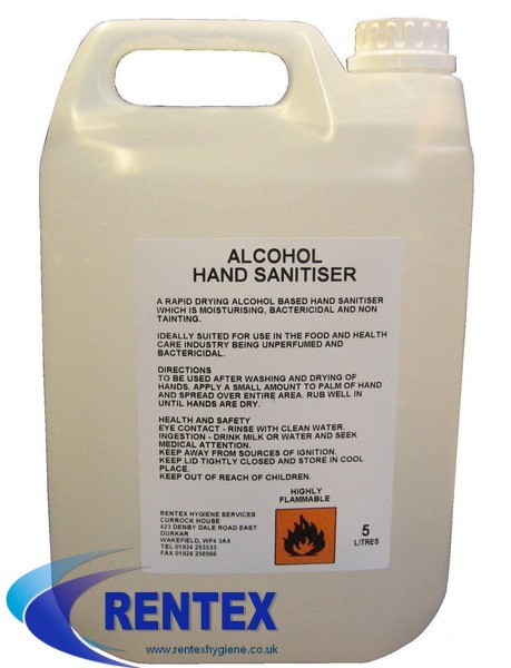 Hand Sanitiser 5ltr Copy