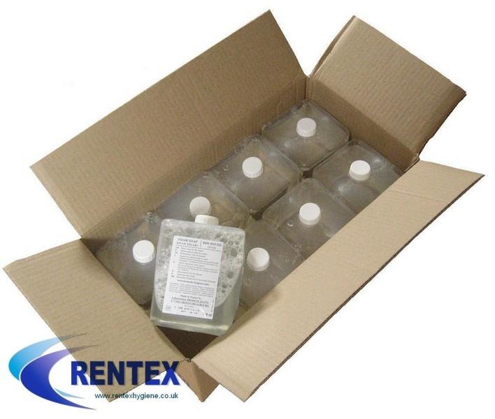 Kennedy Foam Soap Refills 12