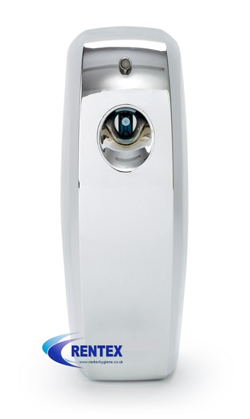 Chrome Automatic Air Freshener Dispenser