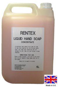 Liquid Hand Soap Perfumed 5 Litre