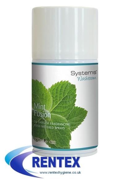 Air Freshener Refill Mint Fusion X 3