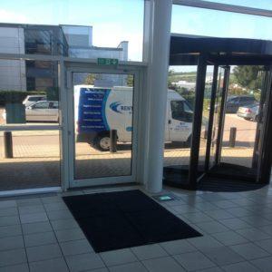 mat rental service