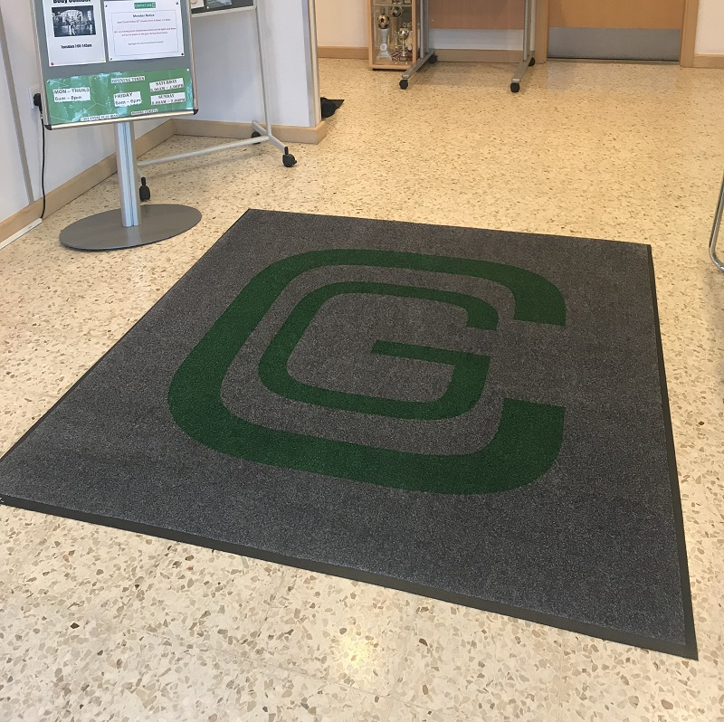Entrance Mats With Logo