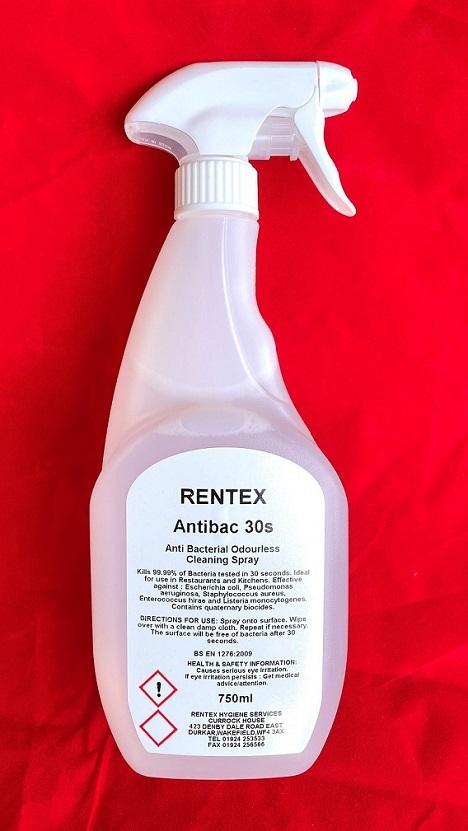 Antibacterial Sanitisers