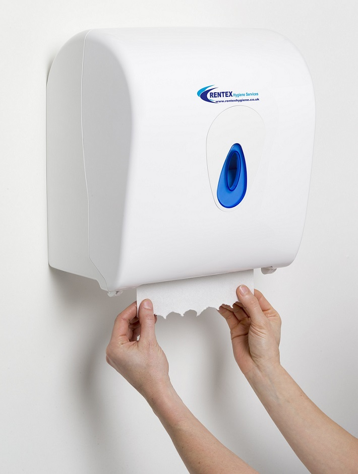 Automatic Autocut Paper Towel Dispenser