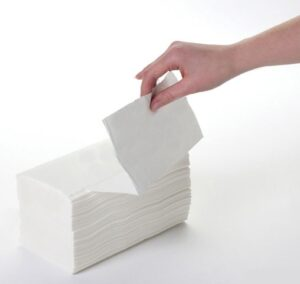 Z Fold Paper Hand Towels 2ply White