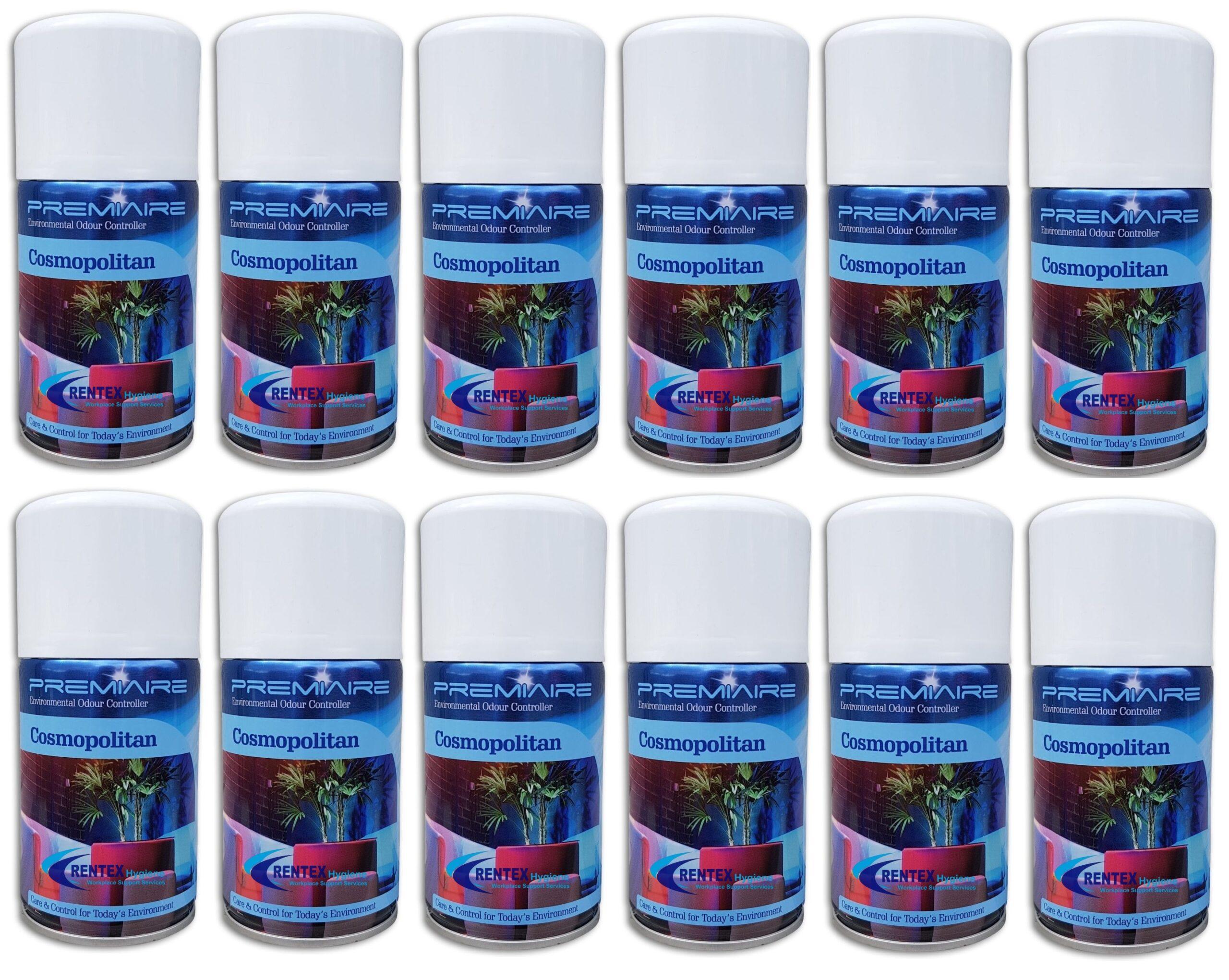 Automatic Air Freshener Dispenser Refill Cosmopolitan